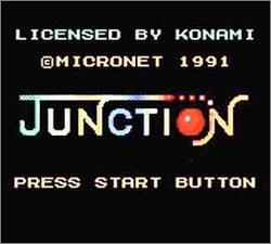 Pantallazo de Junction para Gamegear