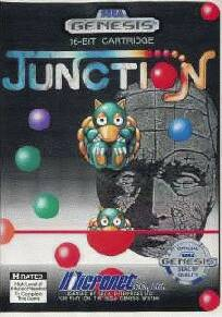 Caratula de Junction para Sega Megadrive