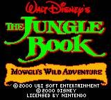 Pantallazo de Jungle Book, The - Mowgli's Wild Adventure para Game Boy Color