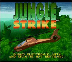 Pantallazo de Jungle Strike para Super Nintendo