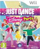 Carátula de Just Dance Disney Party