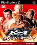 Carátula de K-1 World Grand Prix: The Beast Attack! (Japonés)