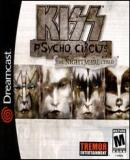 Carátula de KISS Psycho Circus: The Nightmare Child