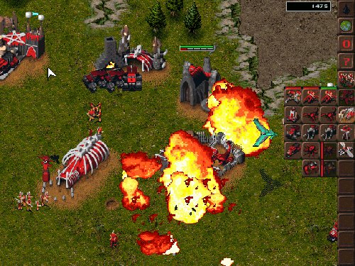 Pantallazo de KKND: Krush, Kill 'N Destroy para PC
