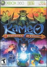Caratula de Kameo: Elements of Power para Xbox 360