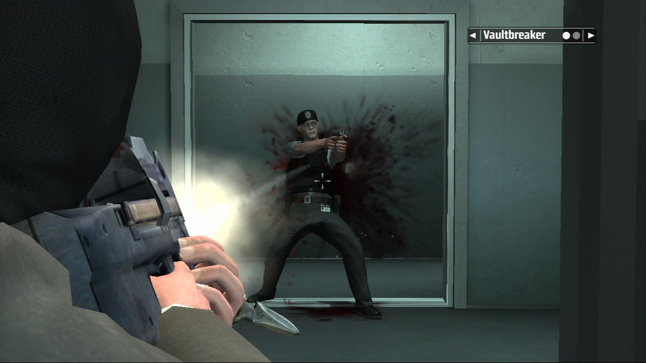 Pantallazo de Kane & Lynch: Dead Men para PlayStation 3