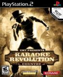 Carátula de Karaoke Revolution Country