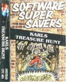 Carátula de Karl's Treasure Hunt