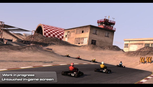 Pantallazo de Kart Attack  (PS3 Descargas) para PlayStation 3