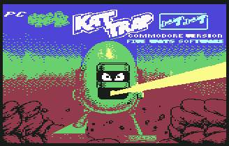 Pantallazo de Kat Trap para Commodore 64