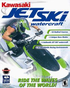 Caratula de Kawasaki Jet Ski Watercraft para PC
