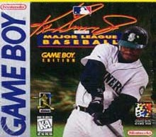 Caratula de Ken Griffey Jr. Presents Major League Baseball para Game Boy