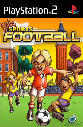Caratula de Kidz Sports: International Football para PlayStation 2
