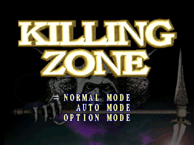 Pantallazo de Killing Zone para PlayStation