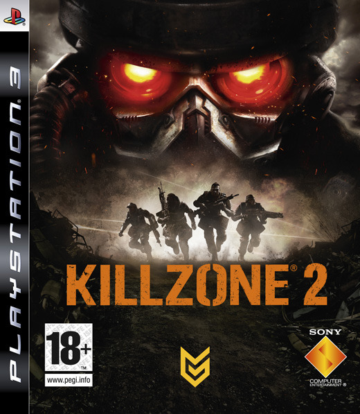 Caratula de Killzone 2 para PlayStation 3