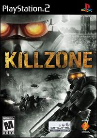 Caratula de Killzone para PlayStation 2