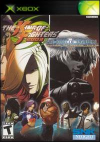 Caratula de King Of Fighters 2002 & 2003, The para Xbox