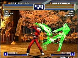 Pantallazo de King Of Fighters 2002 & 2003, The para Xbox