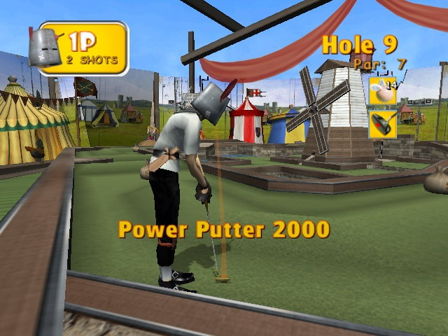 Pantallazo de King of Clubs para Wii
