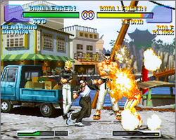 Pantallazo de King of Fighters: Dream Match 1999, The para Dreamcast