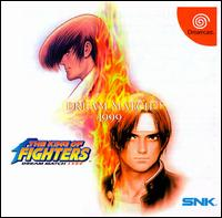 Caratula de King of Fighters: Dream Match 1999, The para Dreamcast