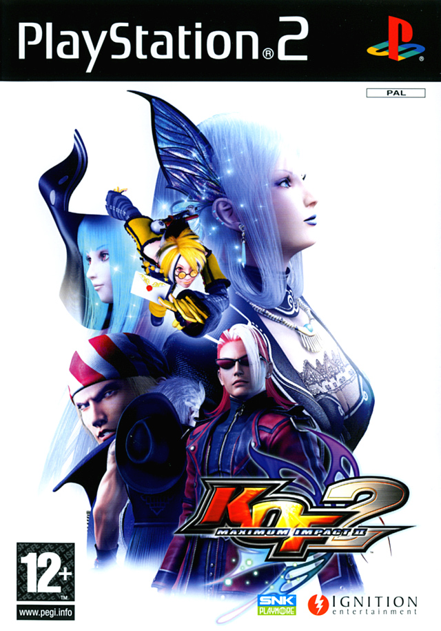 Caratula de King of Fighters: Maximum Impact 2 (AKA King of Fighters 2006) para PlayStation 2