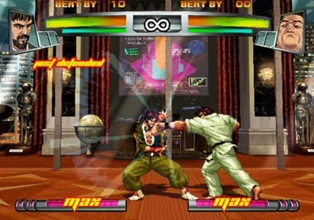 Pantallazo de King of Fighters: Neowave, The para PlayStation 2