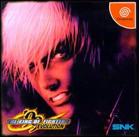 Caratula de King of Fighters \'99: Evolution, The para Dreamcast