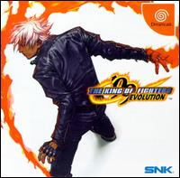 Caratula de King of Fighters \'99: Evolution [Best of SNK], The para Dreamcast