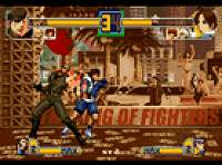 Pantallazo de King of Fighters 2001, The (Japonés) para Dreamcast