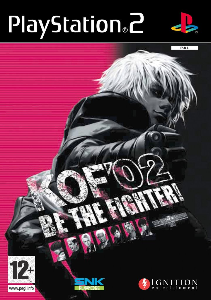 Caratula de King of Fighters 2002, The para PlayStation 2