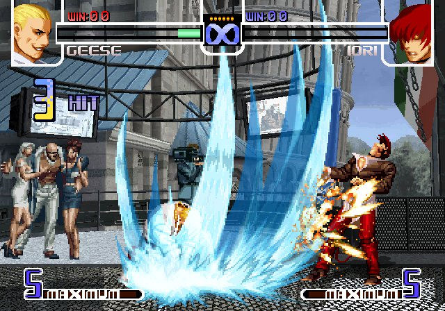 Descargar The King Fighters Portable Gratis Juegos