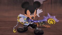 Pantallazo de Kingdom Hearts: Birth by Sleep para PSP