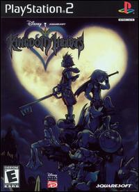 Caratula de Kingdom Hearts para PlayStation 2