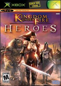 Caratula de Kingdom Under Fire: Heroes para Xbox