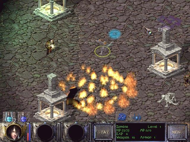 Pantallazo de Kingdom Under Fire: The Crusaders para PC
