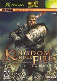 Caratula de Kingdom Under Fire: The Crusaders para Xbox