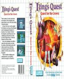 Carátula de Kings Quest: Quest for the Crown