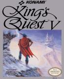 Carátula de King's Quest V