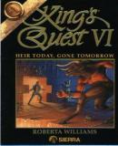 Caratula nº 61767 de King's Quest VI: Heir Today, Gone Tomorrow CD-ROM (212 x 293)