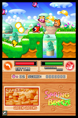 juegos kirby super star ultra