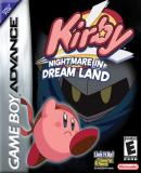 Carátula de Kirby: Nightmare in Dream Land