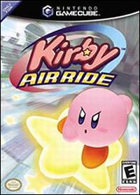 Caratula de Kirby Air Ride para GameCube