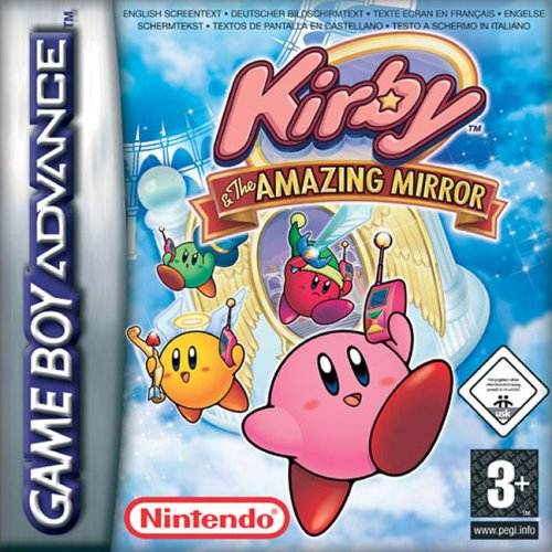 Isos de Game Boy Avanced Foto+Kirby+and+the+Amazing+Mirror