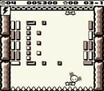 Caratula de Kirby's Block Ball para Game Boy