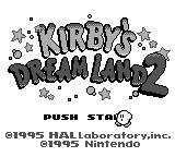 Pantallazo de Kirby's Dream Land 2 para Game Boy
