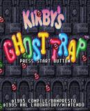 Carátula de Kirby's Ghost Trap (Consola Virtual)