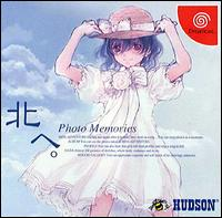 Caratula de Kita He: Photo Memories para Dreamcast