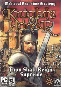 Caratula de Knights of Honor para PC