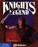 Caratula nº 62719 de Knights of Legend (189 x 269)